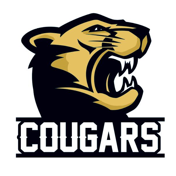 Cougar Cartoon Clip Art