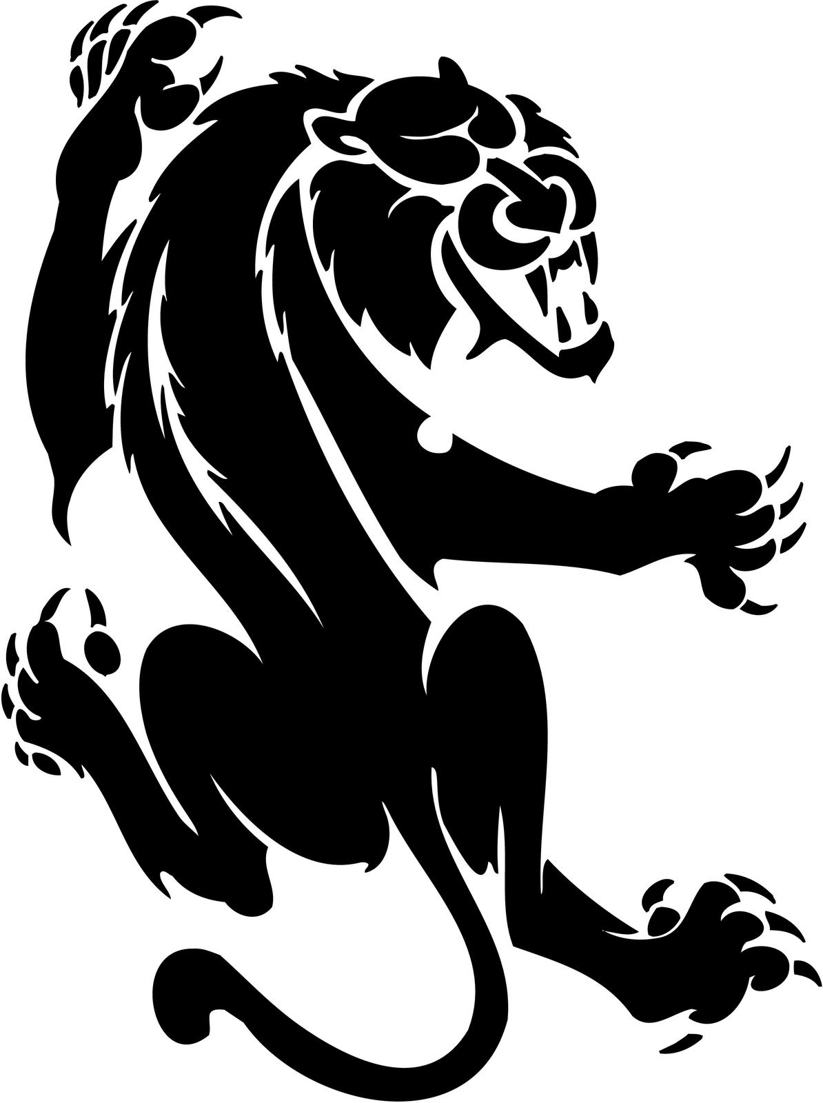 Cougar clip art clipart