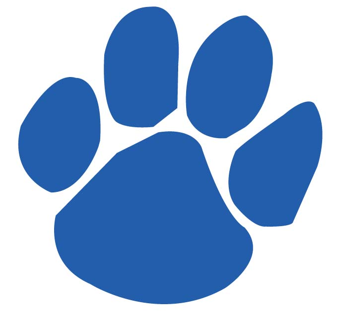 ... Cougar Paw Clipart ...
