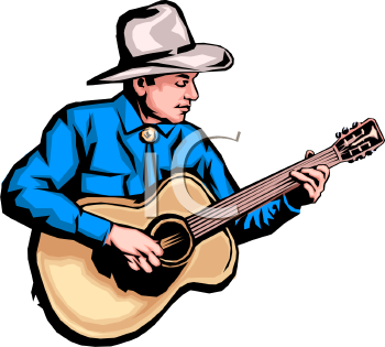 country music clipart