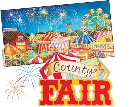 County Fair Ticket Clip Art