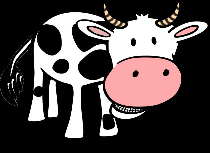 Cow Clip Art Animals