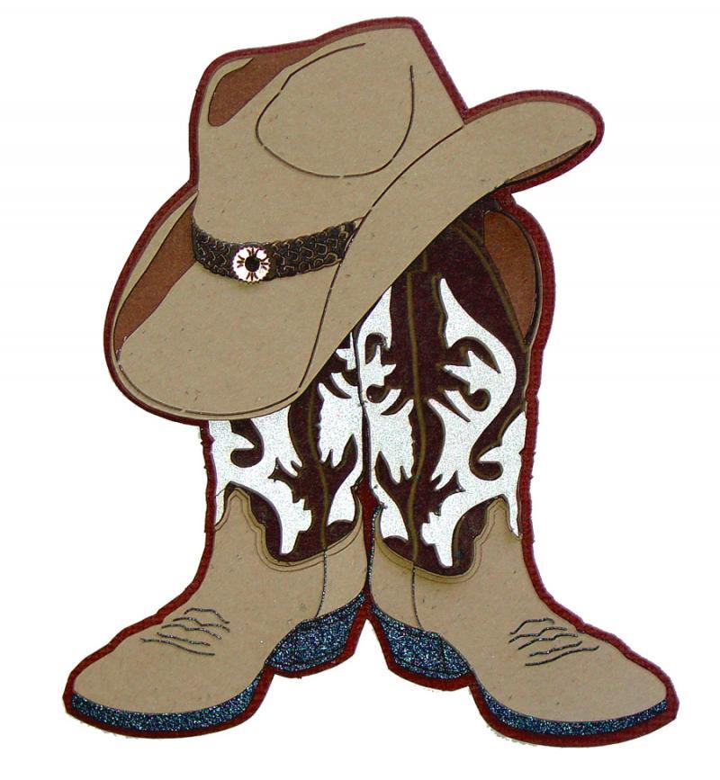 Cowboy boot cowboy dancing boots clipart clipart kid 5