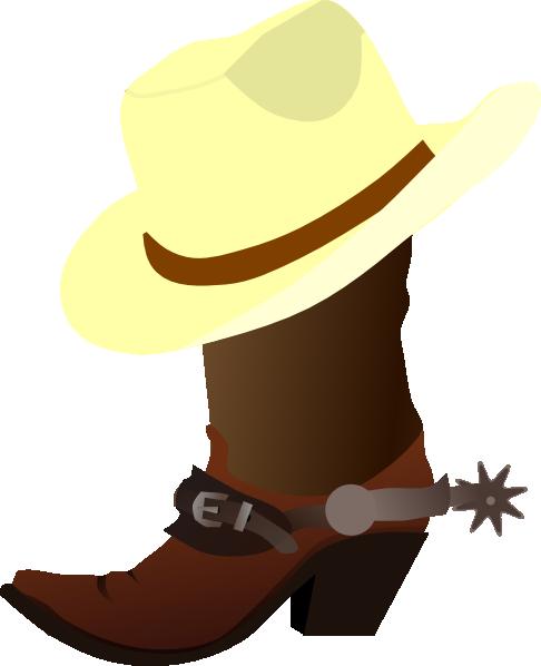 Cowboy clipart 3