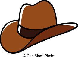 cowboy hat Clipartby olegtoka4/268; Cowboy Hat - Doodle illustration of a cowboy hat
