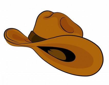 Cowboy Hat Free Vector In Adobe Illustrator Ai Ai Encapsulated