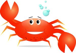 Crab Clip Art Cartoon Clipart Panda Free Clipart Images