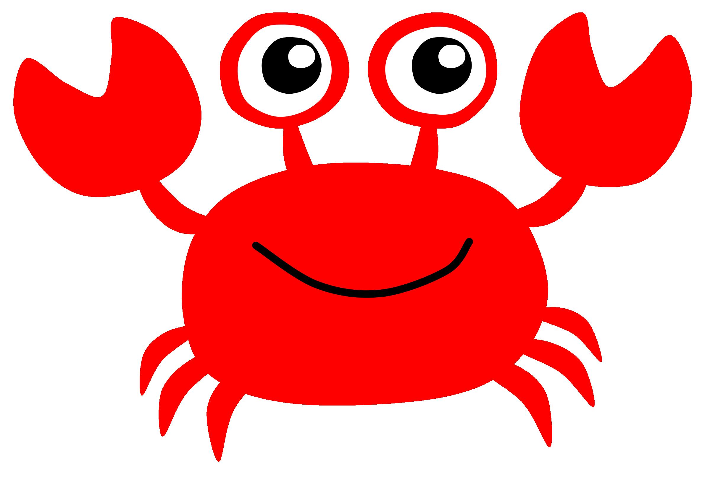 Crab Clipart-Clipartlook.com-2400