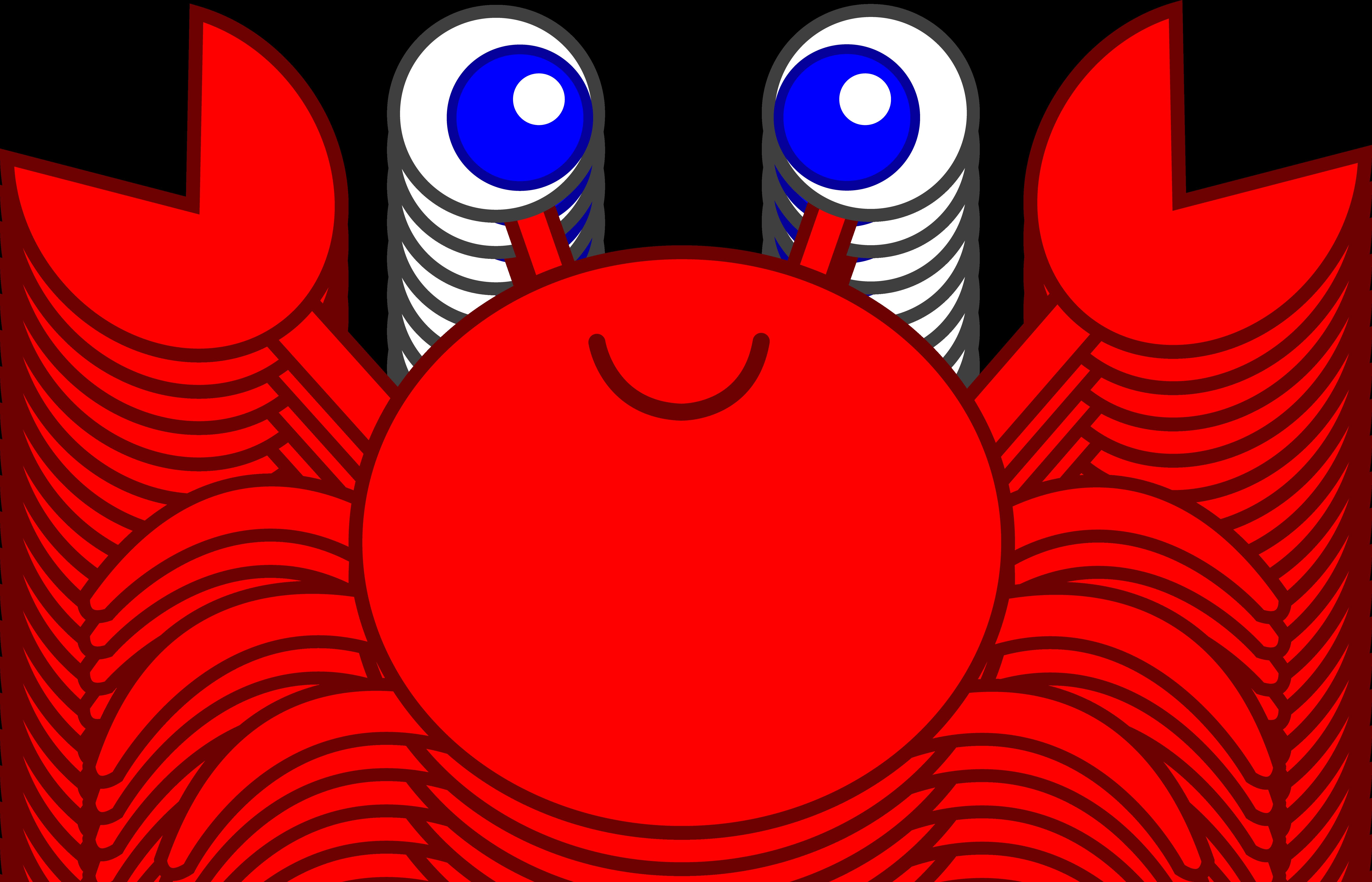 Crab Clipart-Clipartlook.com-7031