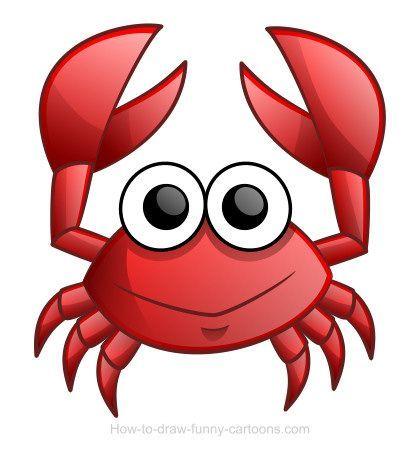 Cute hermit crab clipart free .