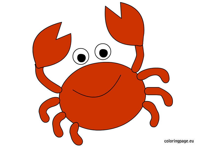 Crabs crab clipart free clip art images clipartwiz 2