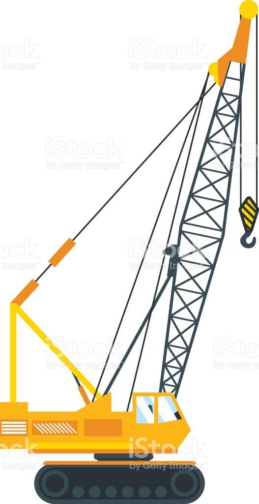 Crane clipart tall #1