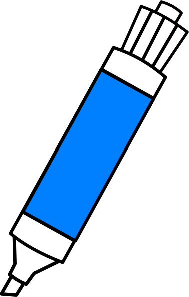 crayola markers clipart