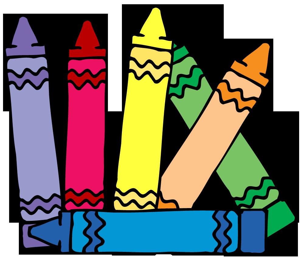 Crayola Crayons Clipart Clipart Panda Free Clipart Images
