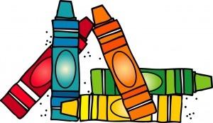 Crayon clipart 4