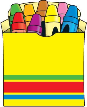 Clipart Crayon Clipart