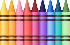 Crayons Clipart And Illustration Crayons Vector