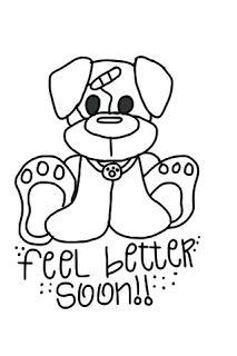 Cre8tive Hands: Feel better soon!! Clip Art ...