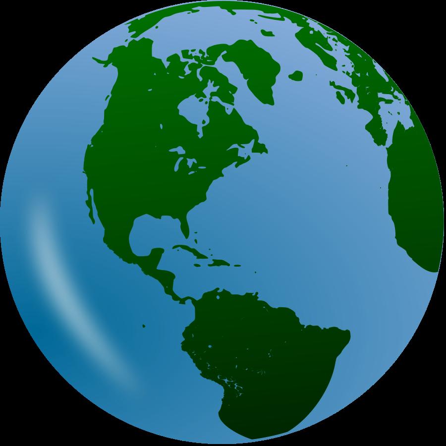 Creating A Globe Clipart