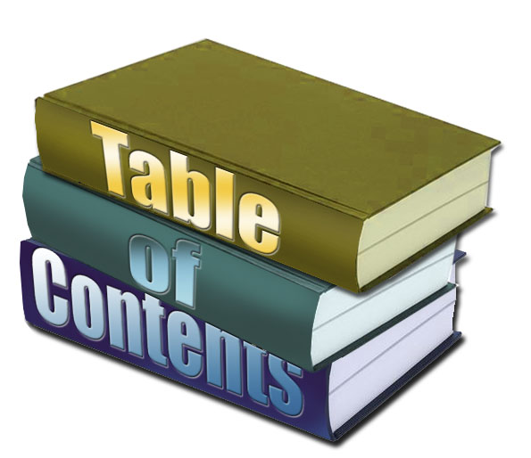 Creating A Table Of Contents For A Long Document Is Easy To Do Just