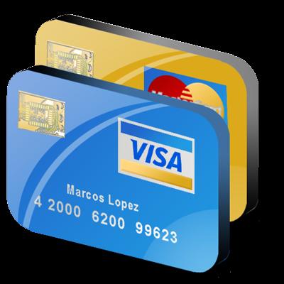 Credit Card Clipart-Clipartlook.com-400