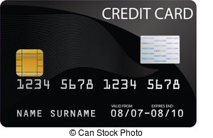 Credit Card Vector Clipartby ClipartLook.com