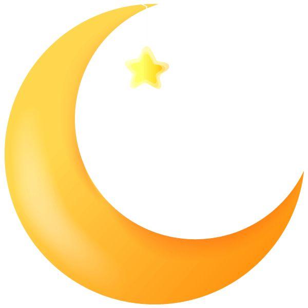 Crescent Moon Cartoon - ClipArt Best; Moon cartoon clipart ...