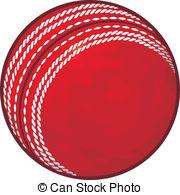 cricket ball Stock Illustrationby ClipartLook.com
