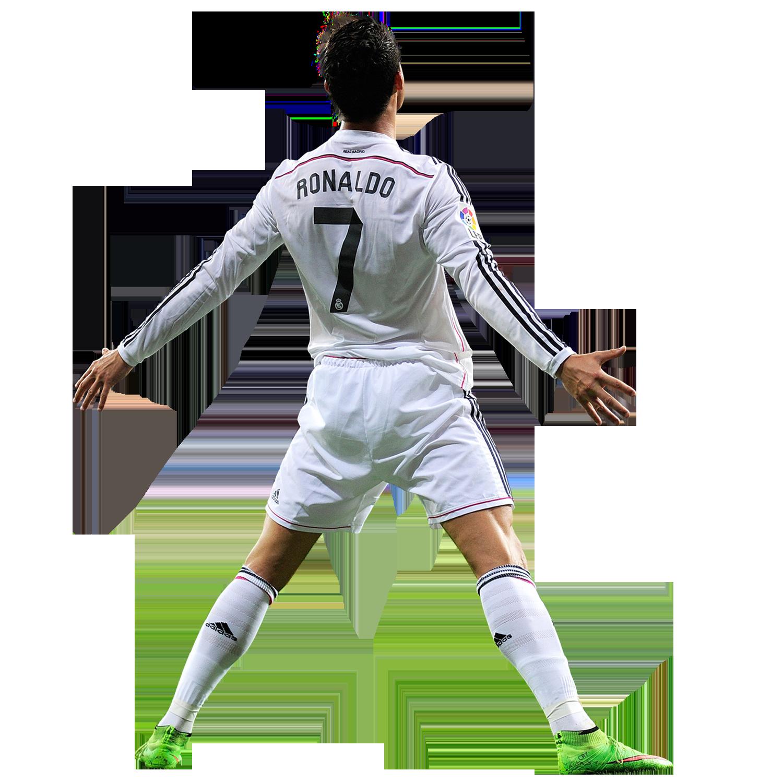 Cristiano Ronaldo Clipart-Clipartlook.com-1500