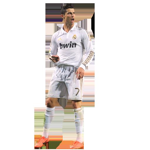 Cristiano Ronaldo Clipart-Clipartlook.com-512