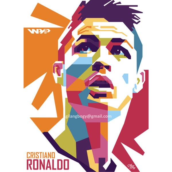 Cristiano Ronaldo Clipart-Clipartlook.com-600