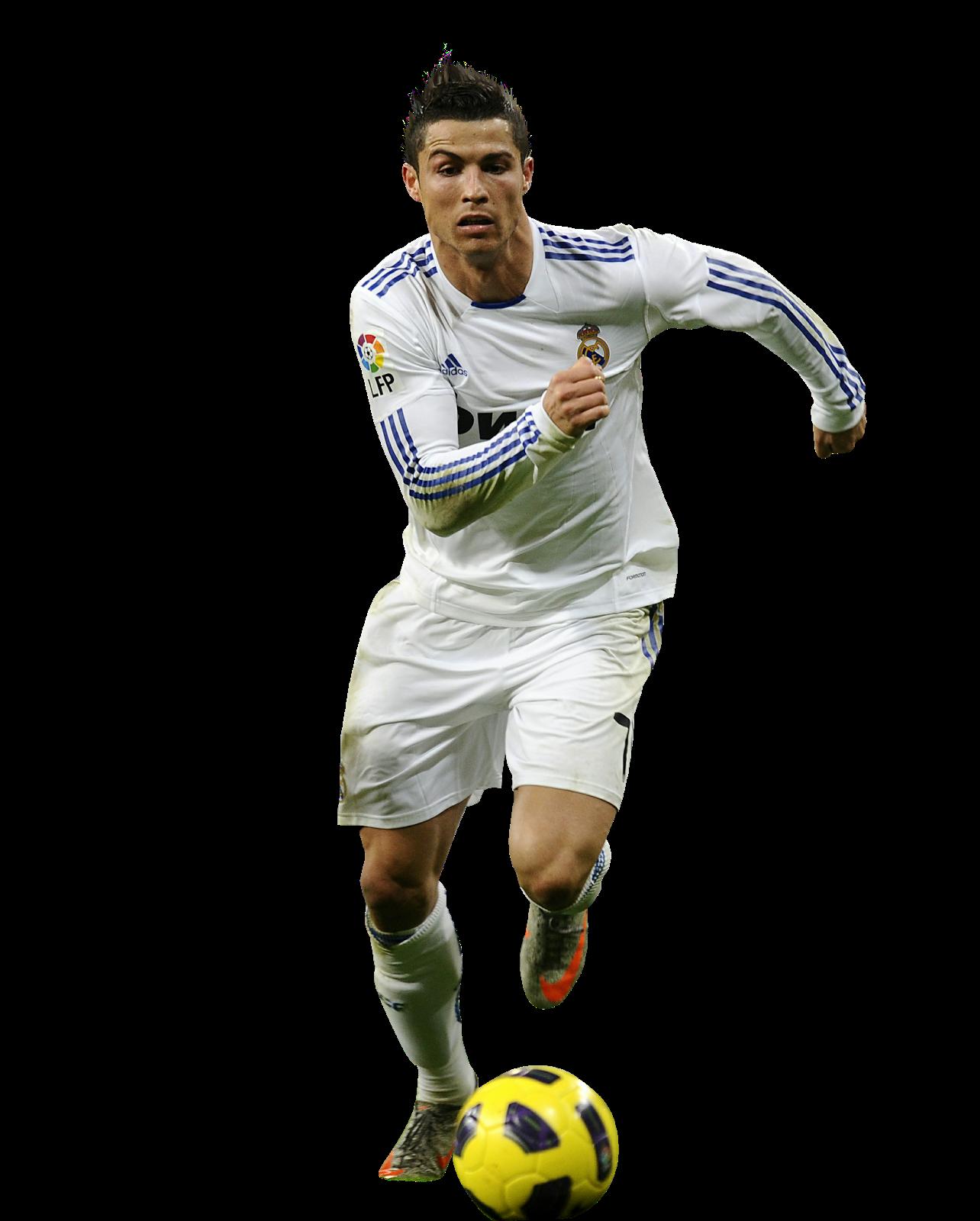 Cristiano Ronaldo PNG File