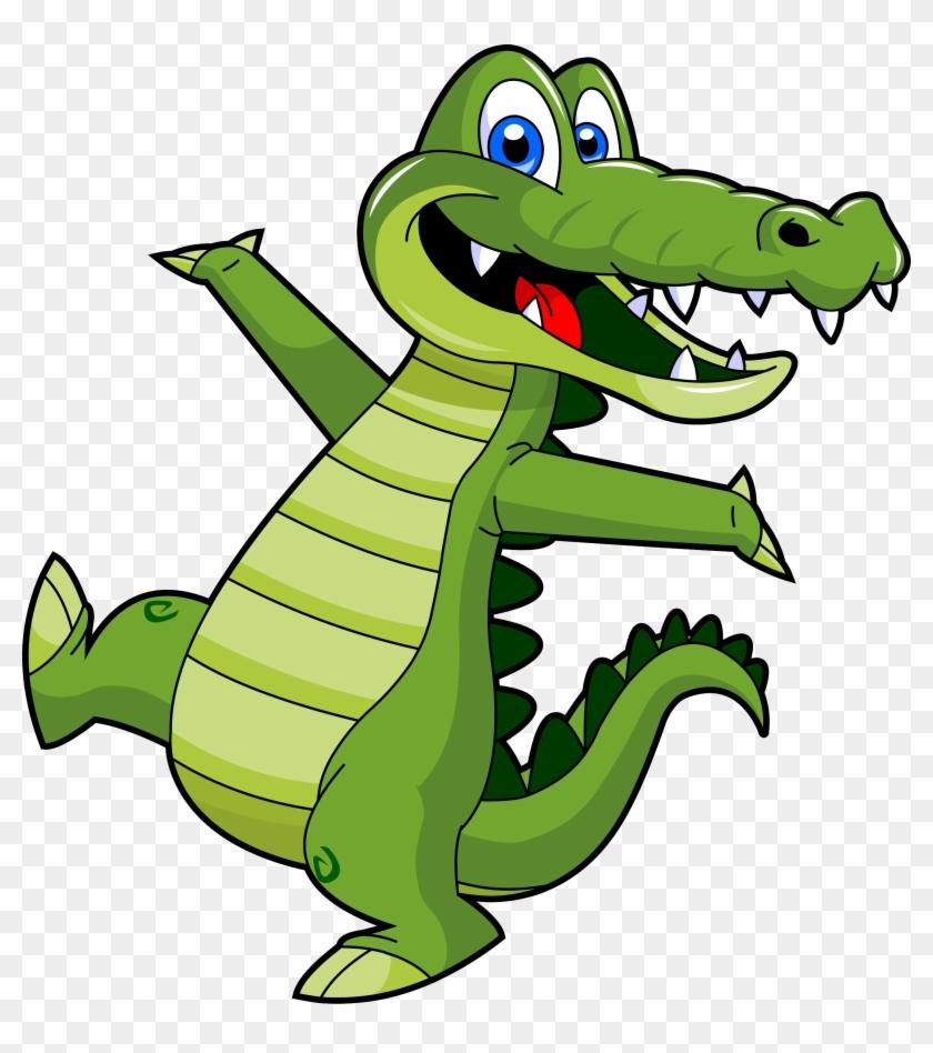 Alligator Png Images Transparent Free Download Pngmart - Crocodile Clipart  #156135