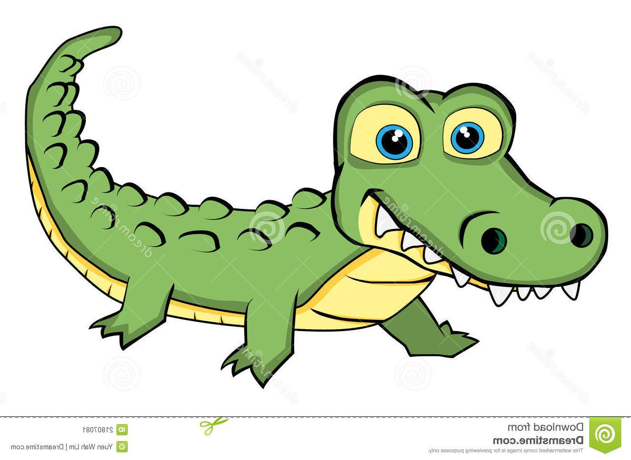 crocodile clipart images 9
