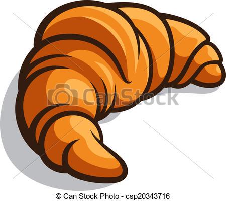 Croissant - csp20343716