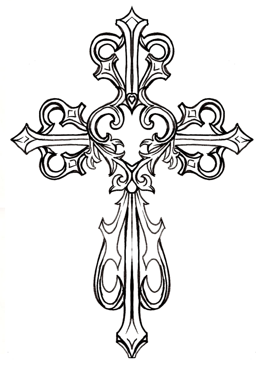 cross clip art free . - Free Cross Images Clip Art