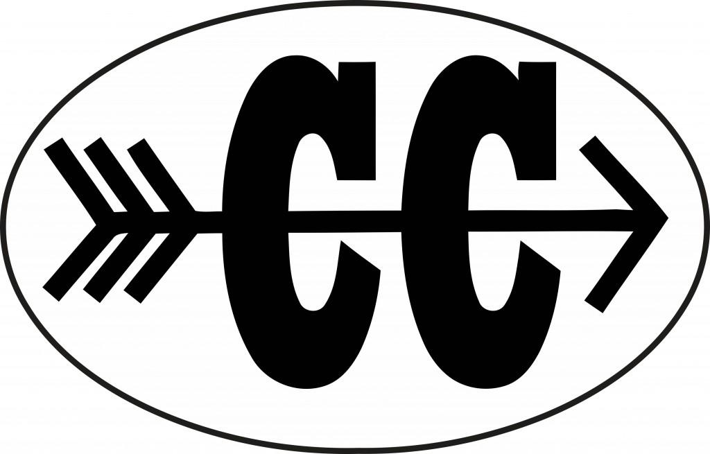 Cross country clip art