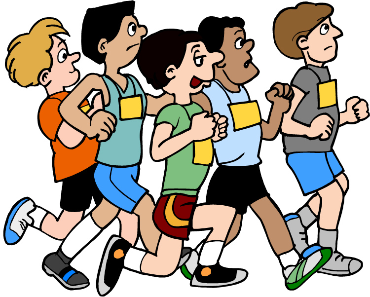 Cross Country Clip Art #3041