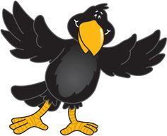 crow clipart