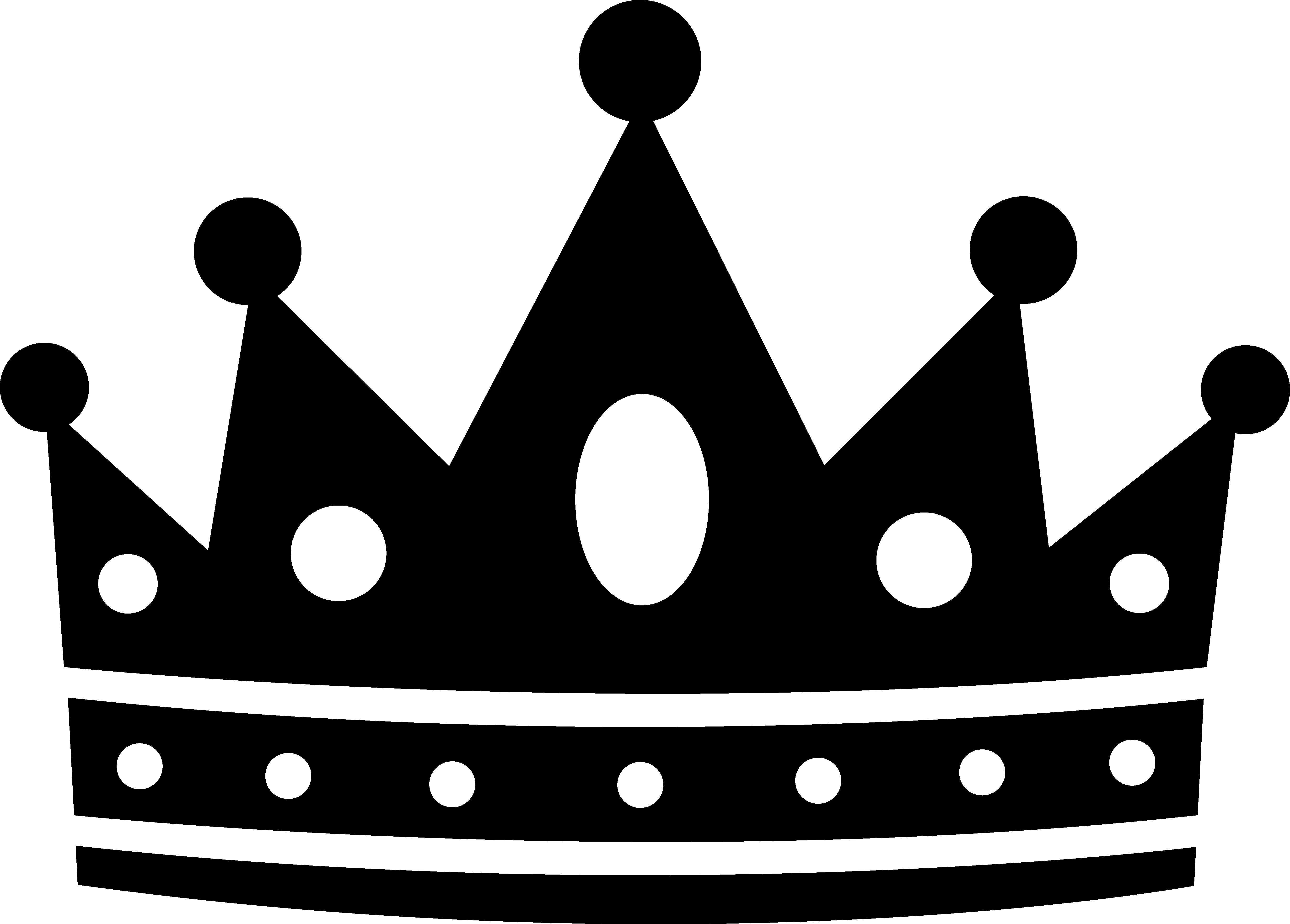 Crown Clip Art With Transparent Background Clipart Panda Free