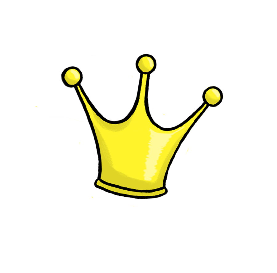 Crown clipart by Marinka7 .
