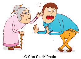 cruel grandma Clip Artby ...