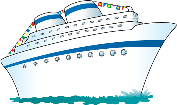 Cruise Clip Art Border | Clipart library - Free Clipart Images