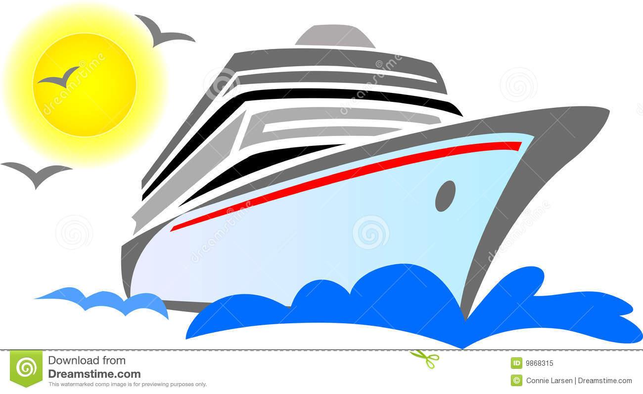 Cruise Clip Art Cruise Ship Abstract Eps 9868315 Jpg
