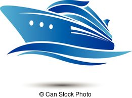 ... Cruise Ship with ocean liner vector.illustration Cruise Ship Clipart ...