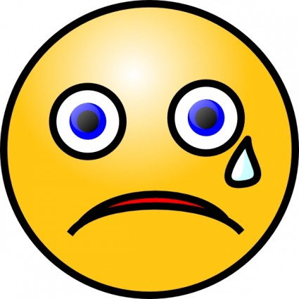 cry clipart