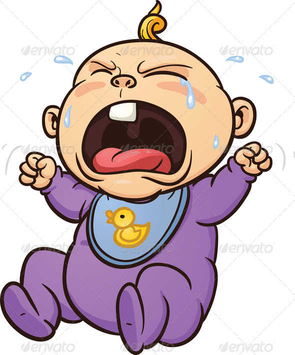 crying clipart ba crying clip - Crying Clipart
