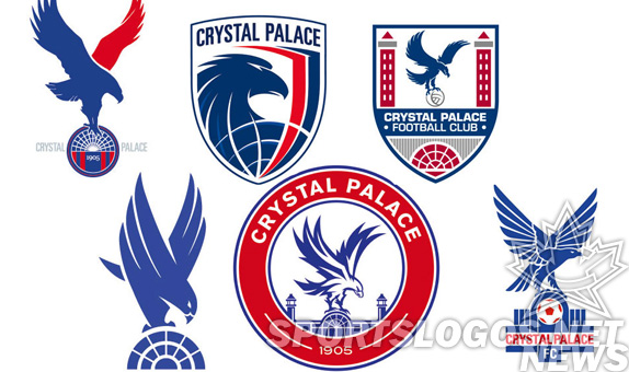 featured - Crystal Palace FC new badge new logo new uniforms new kits
