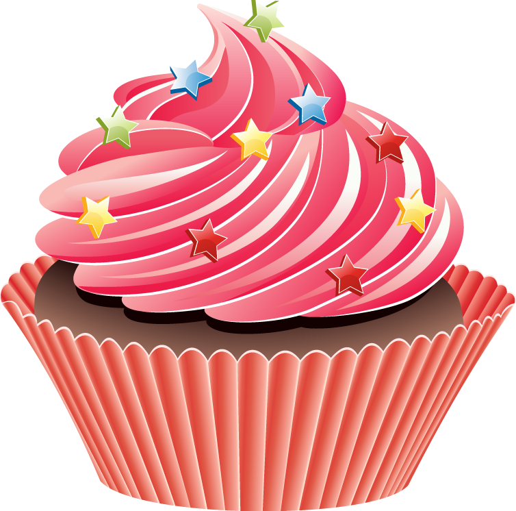Cupcake clipart free download images 2