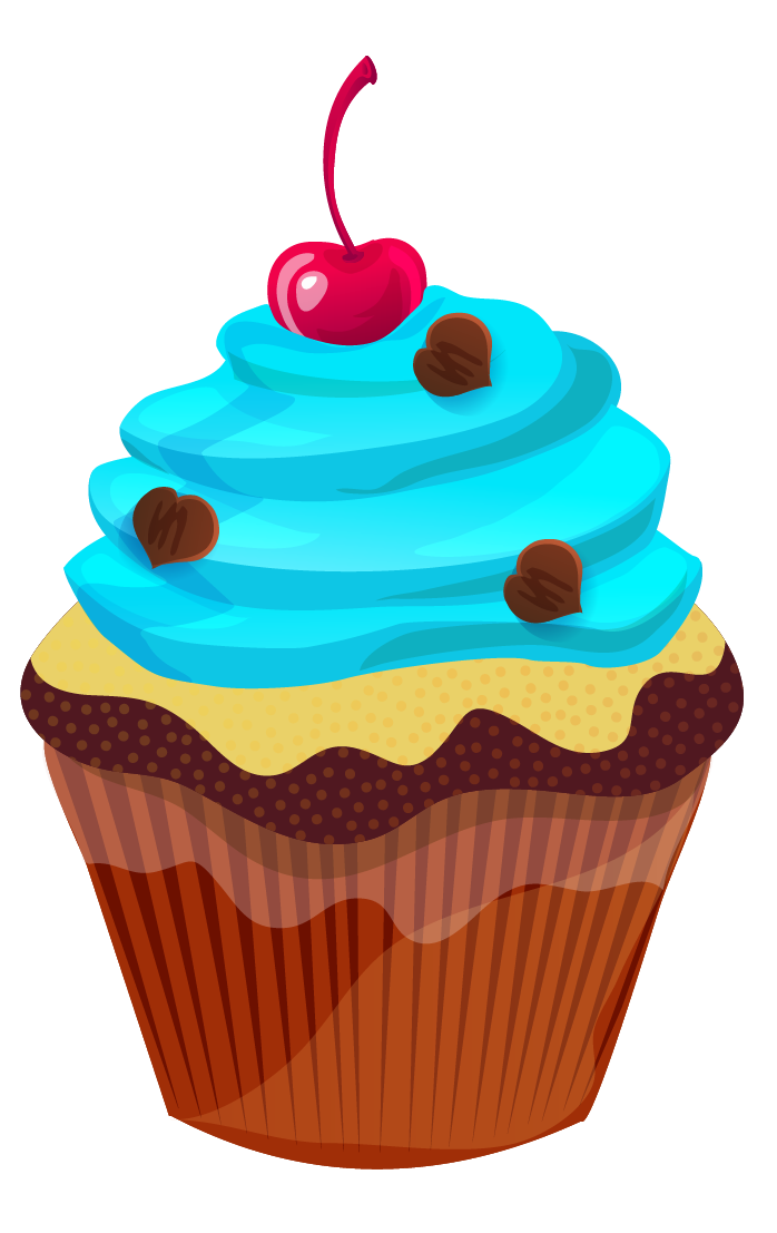 cupcake clipart free u0026middot; cupcake clipart